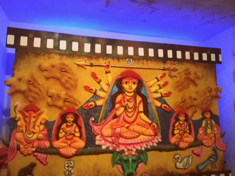 MA Durga in Kolkata